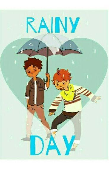 rainy day - hq drabbles