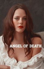 angel of death ( jeremy gilbert ) by upsidedowneggo