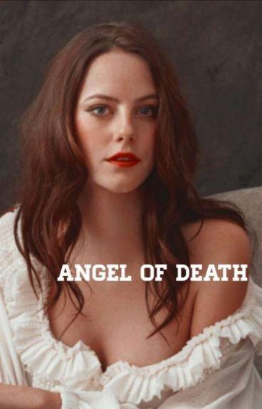 angel of death || Jeremy Gilbert