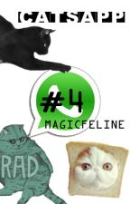 Catsapp #4: Antes Del Lag [Warrior Cats Whatsapp] by MagicFeline