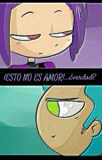 ¡ESTO NO ES AMOR!...¿verdad? by Daxiz96