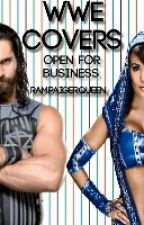WWE Cover Shop by RampaigerQueen