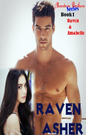 [ABS-Book 1] Raven Asher by myirishspring86
