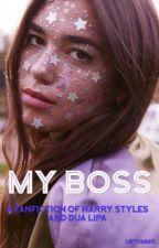 My Boss | H.S | by selenatwknd