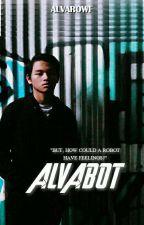 ALVABOT x ams by alvarowf