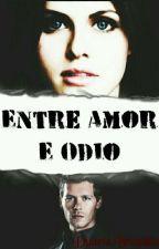 *-- Entre Amor E Ódio. --* by DuarteBrandao