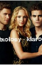 My Biology-Klaroline by beccacsantos