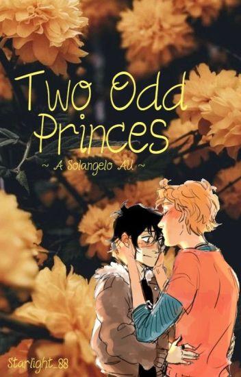 Two Odd Princes ~ A Solangelo AU ~