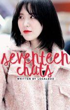 seventeen chats by booxygen