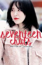 seventeen chats by booxygen