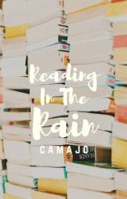 Reading in the Rain by Camajo