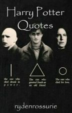 Harry Potter Quotes by this_is_not_moony