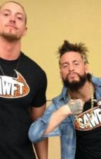 Enzo Amore/Colin Cassady (Facts) by IstayFabulous_