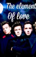 The Elements of Love: One Direction Love Story by 1desiredlovers