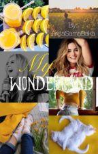My Wonderland - Diary/Thought/Rant Book by ArisaSamaBaka