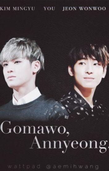 Gomawo, Annyeong. [SEVENTEEN IMAGINE]