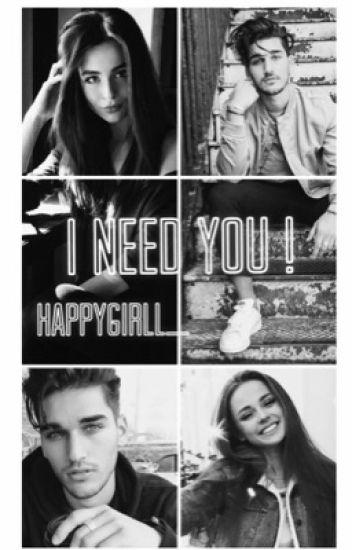 I Need You! ✔️