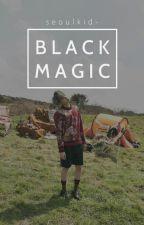 Black Magic ➖ yoonmin by seoulkid-