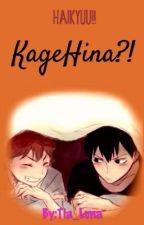 KageHina?!  by Tia_Luna