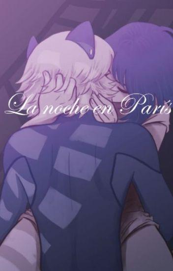 La noche en París.