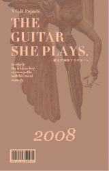 the guitar she plays. by blackscotchi