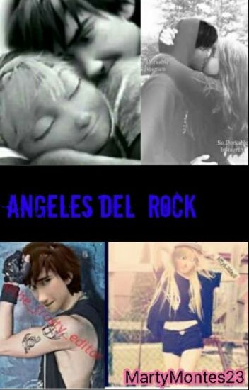 Angeles Del Rock {Hiccstrid y Zevie} (Terminada)