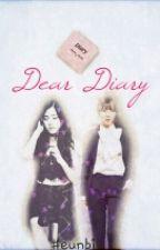 Dear Diary by Zinny_Byeol