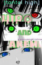 Hiro And Akemi [T.H Fanfiction] by -ppanyangKristine-