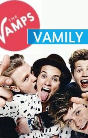 Adopted by The Vamps - My new life