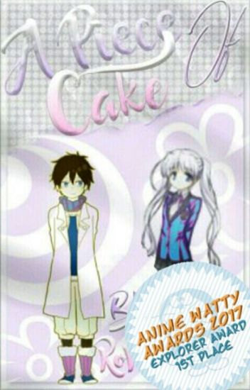 A piece of cake (Ryu x Oc)(Akagami No Shirayukihime)