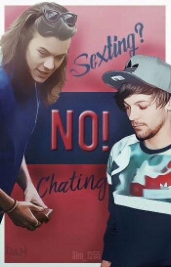 Sexting? No! Chating✔