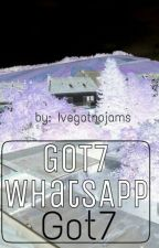 GOT7 Wɦatsaքք | Gօt7 _PAUSIERT_ by huangsjams