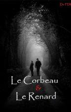 Le Corbeau & Le Renard by 0Hatsue0
