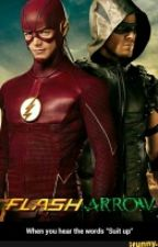 Ask Or Dare Arrow And The Flash by FrozenExpert