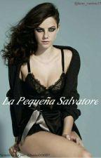 La pequeña Salvatore | The Vampire Diaries  Y The originals by stefany_veelilla