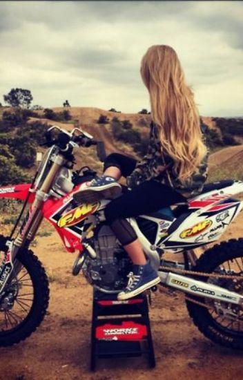 motocross e ragazze