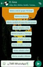 Whatsapp The Maze Runner Y Tu by AraWheeler