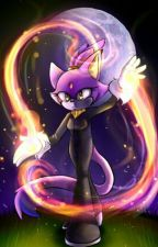 La Historia De Blaze The Cat by TsubakiSaan
