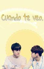 Cuando te veo. [Verkwan] by boo_dyo
