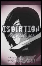 Isolation (An MCD Zane X Reader Fanfic) by animemuffinX
