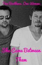She Came Between Them. (Norman Reedus & Sean Patrick Flanery) by hannahbombanna