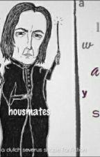 Housemates ( Dutch ) by ILSElovehorses
