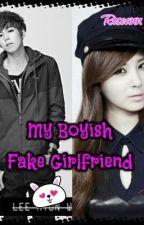 My Boyish Fake GF ^.~ by CeriseTheColor