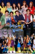 Violetta und Soy Luna by soyvioletta_17