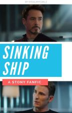 Sinking Ship ~ Stony  by stealmycurlz