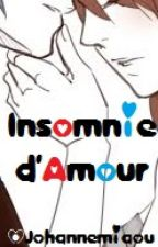 Insomnie d'Amour by Johannemiaou