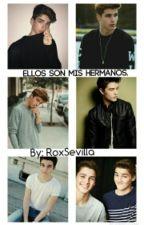 ¿Ellos? Si. Son Mis Hermanos.  by RoxSevilla