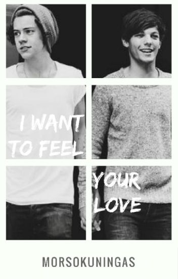 I Want To Feel Your Love ~ L.S