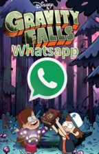 Gravity falls  whatsapp by KatycatPaw