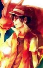 Reader (M) Charazard (F) Pokemon Lemon by jeffazoid